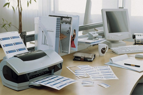list office equipment