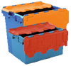Office crates for hire