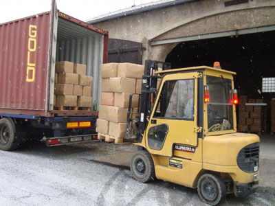 How to plan and move warehouse? UK Warehouse Removals